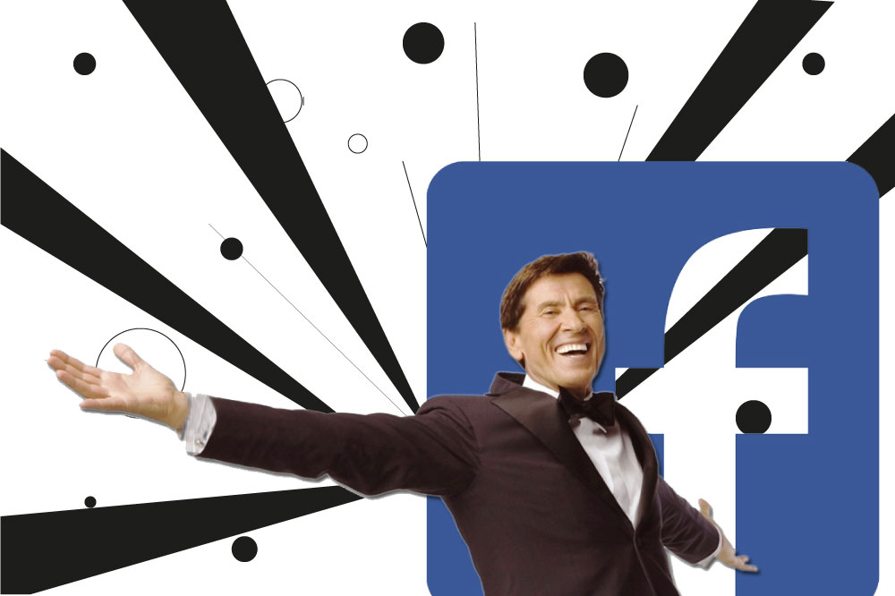 Gianni Morandi social media manager