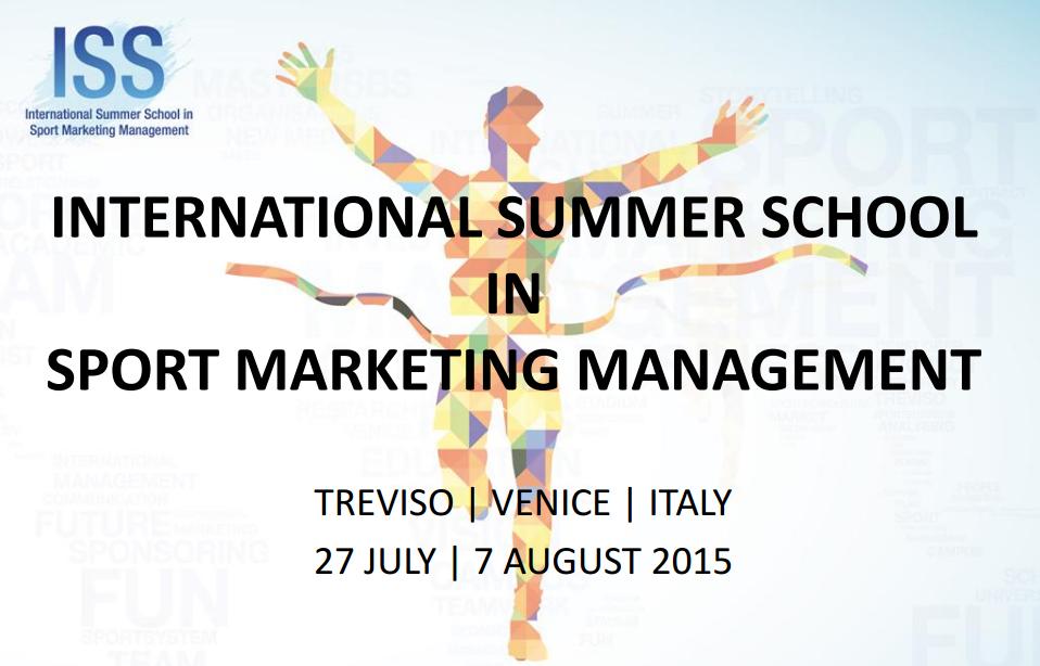 ISS International Sport Summer School
